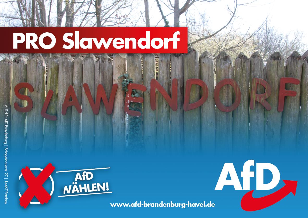 slawendorf_Plakat